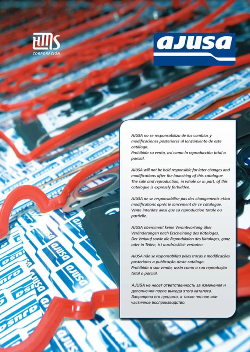 Catálogos producto industrial 2