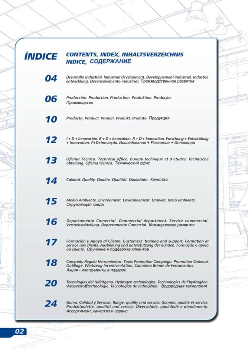 Catálogos producto industrial 3