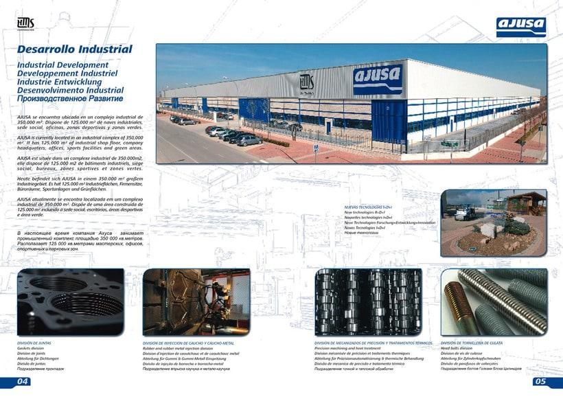 Catálogos producto industrial 4