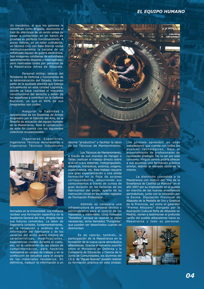 Catálogo corporativo MAESAL I 3