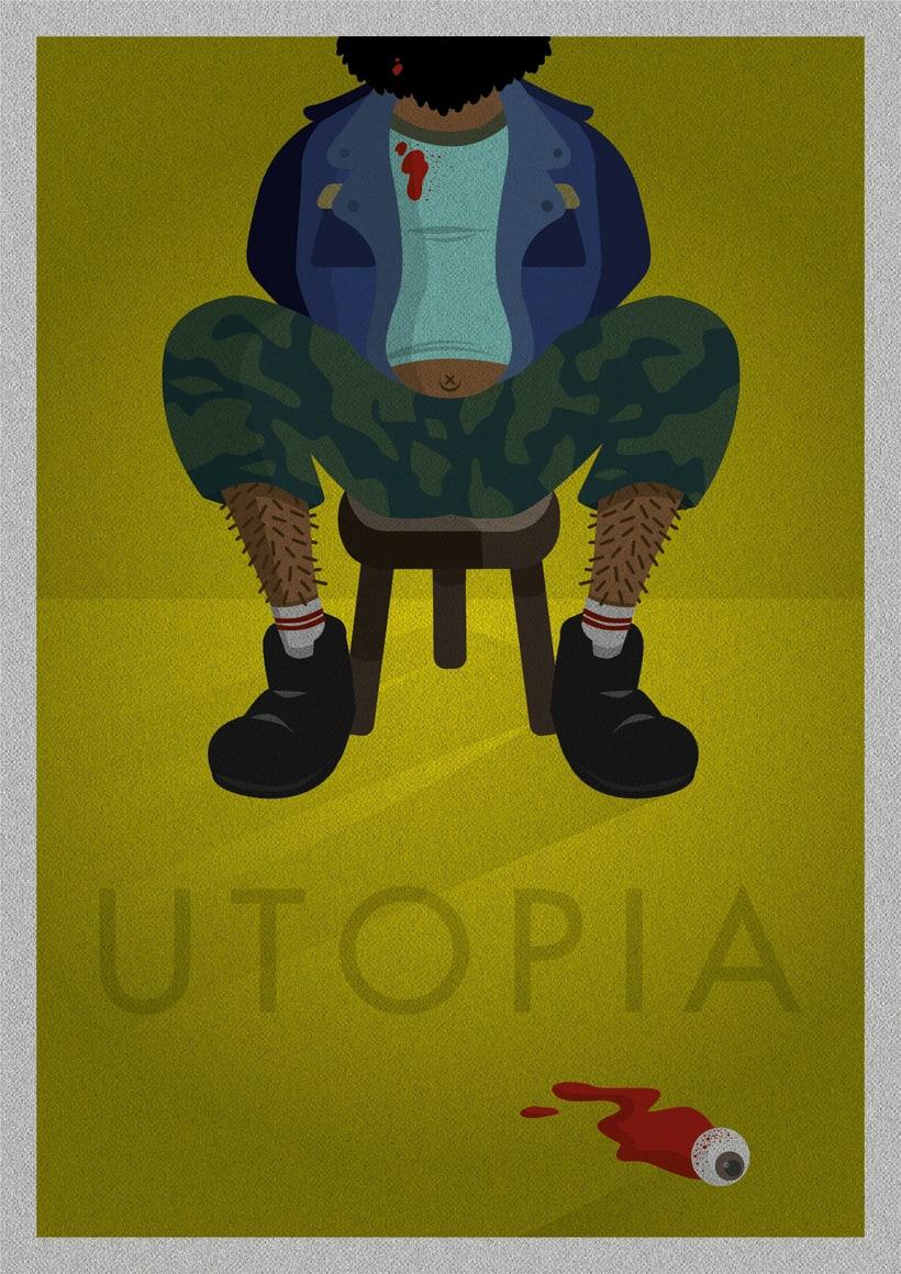 Serie Ilustraciones - UTOPÍA 3