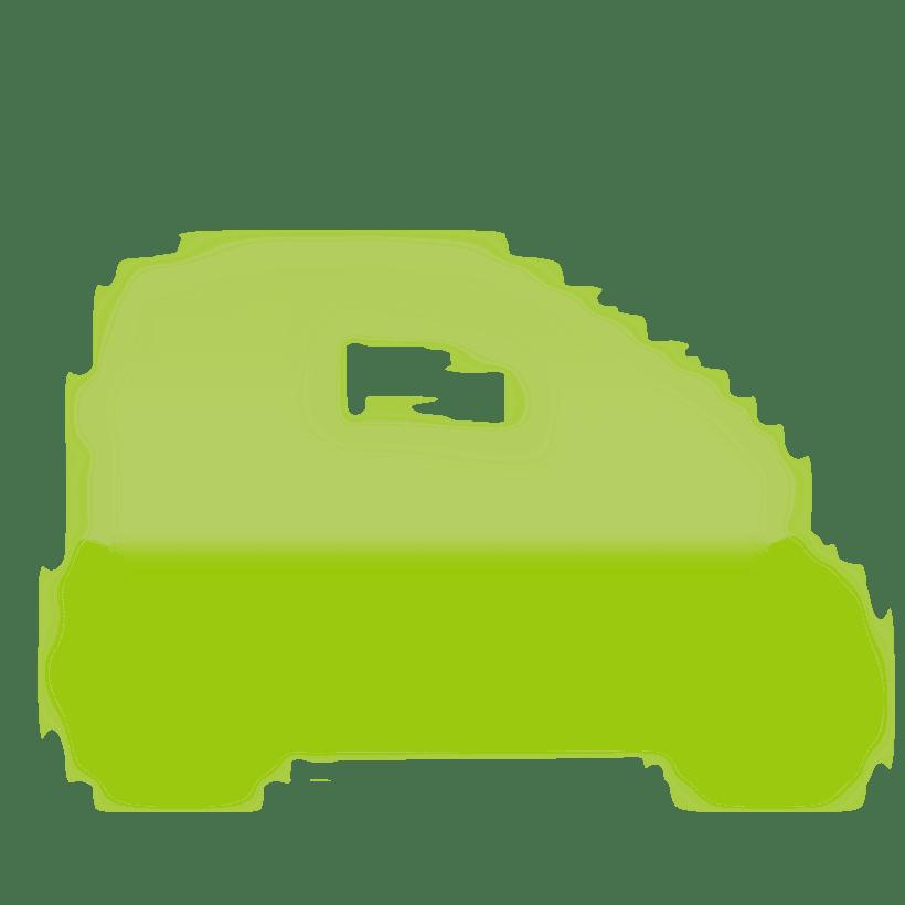 Diferentes piezas de diseño y promoción para EnterBio 9