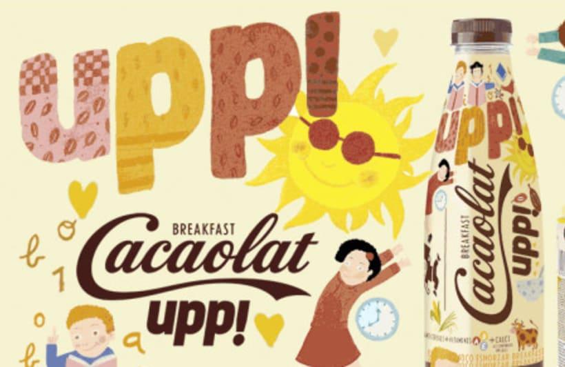 Anuncio Cacaolat Upp!Nuevo proyecto 0
