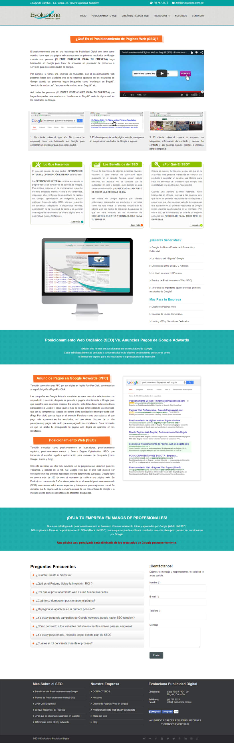 Diseño de Páginas web 4