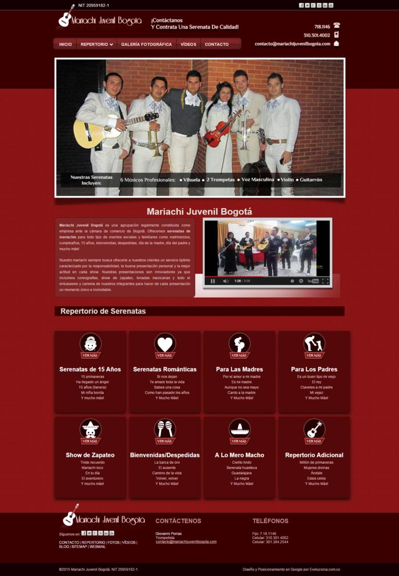 Diseño de Páginas web 6
