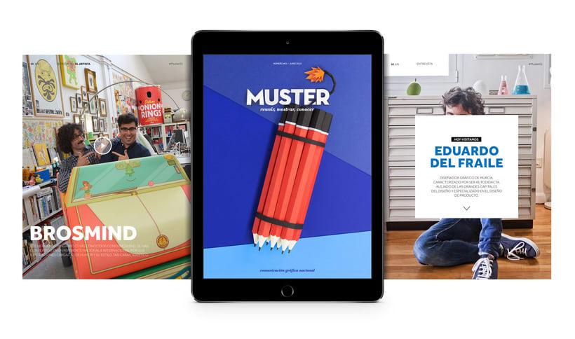 ¡Muster 01 ya disponible! 2