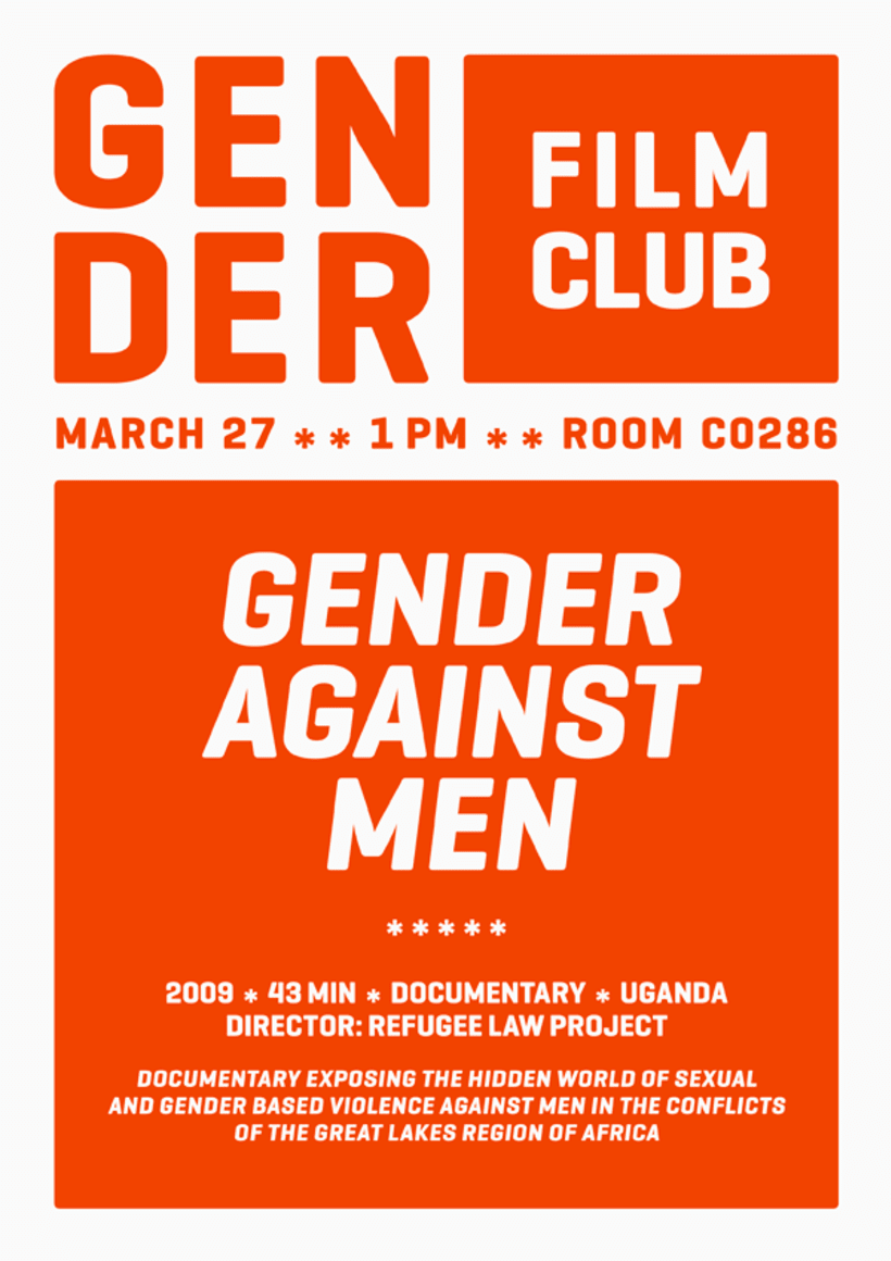 Gender film club 2