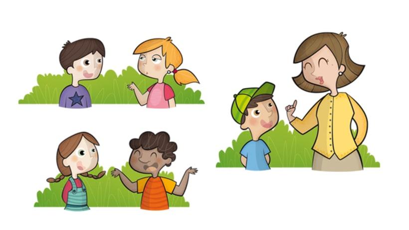 Editorial Teide. Ilustración infantil 9