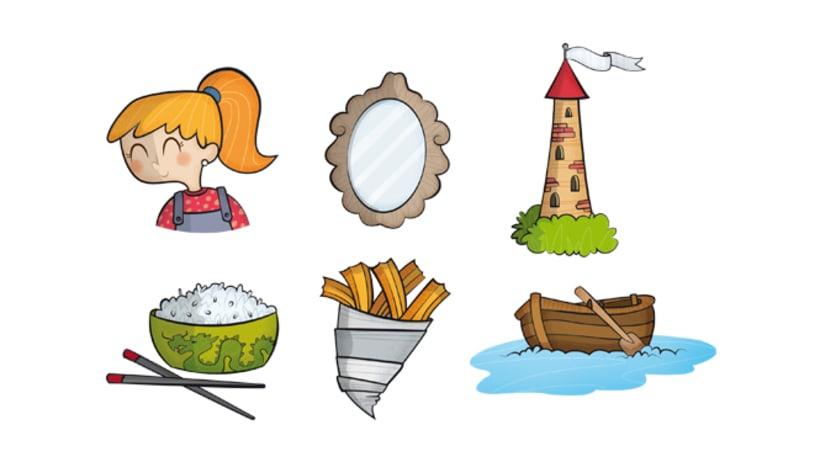 Editorial Teide. Ilustración infantil 7