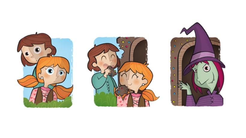 Editorial Teide. Ilustración infantil 4