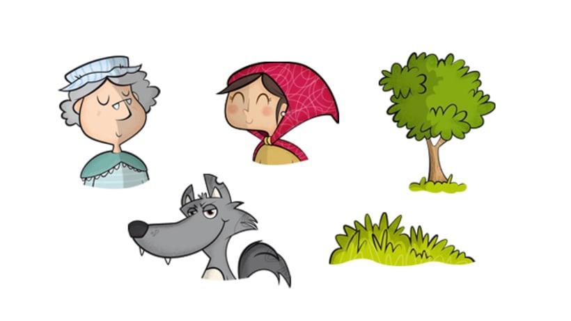 Editorial Teide. Ilustración infantil 5