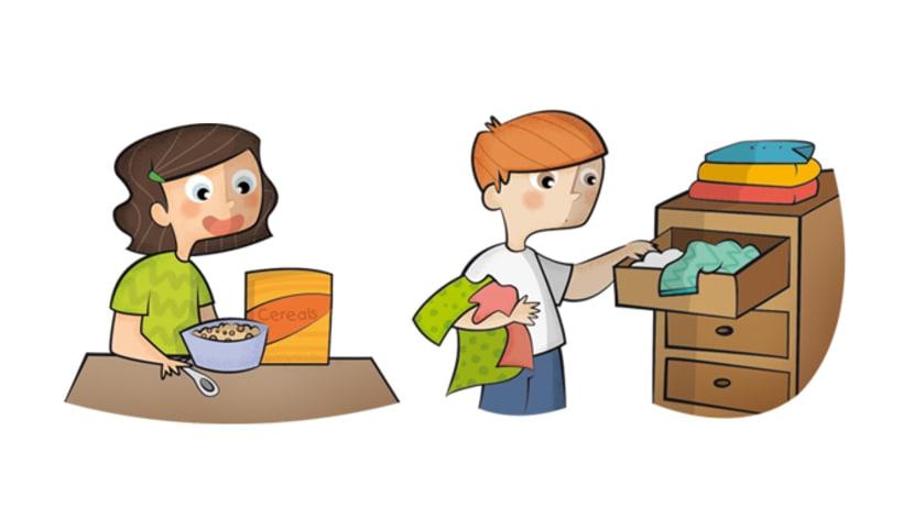 Editorial Teide. Ilustración infantil 13