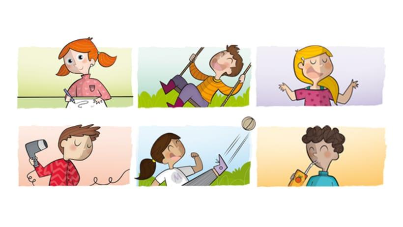 Editorial Teide. Ilustración infantil 14