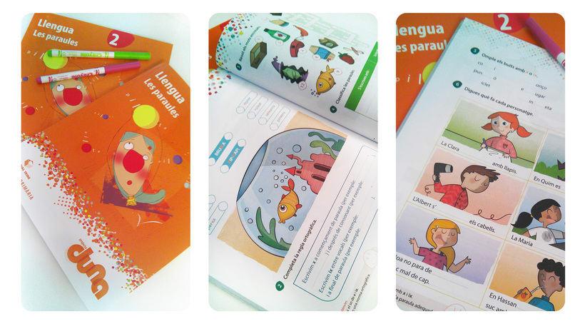 Editorial Teide. Ilustración infantil 2