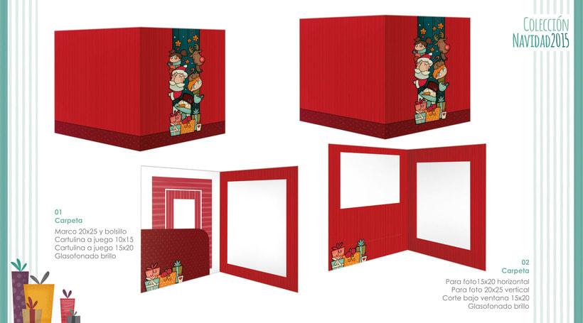 Colección Navidad. Ilustración infantil 4