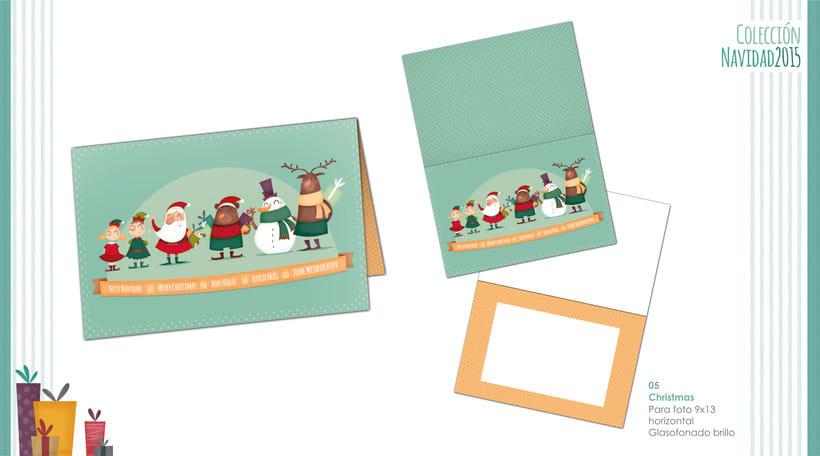Colección Navidad. Ilustración infantil 2