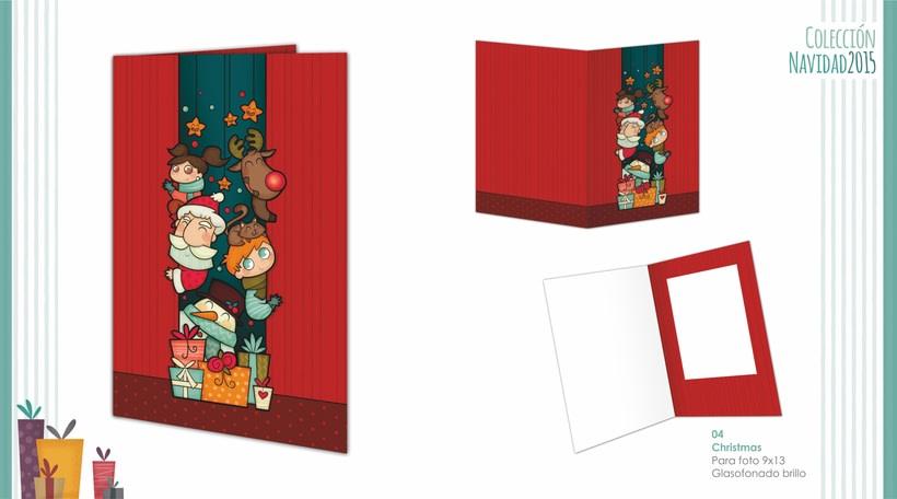 Campaña Navidad. Ilustración infantil 4