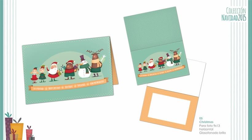 Campaña Navidad. Ilustración infantil 5