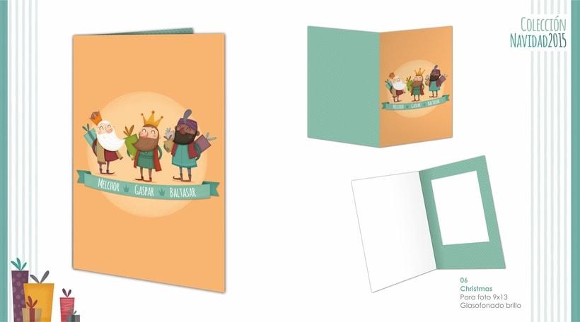 Campaña Navidad. Ilustración infantil 6