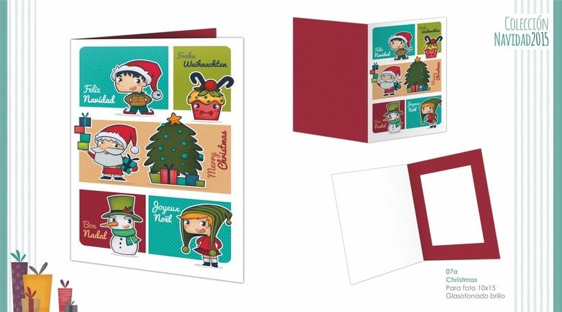 Campaña Navidad. Ilustración infantil 7