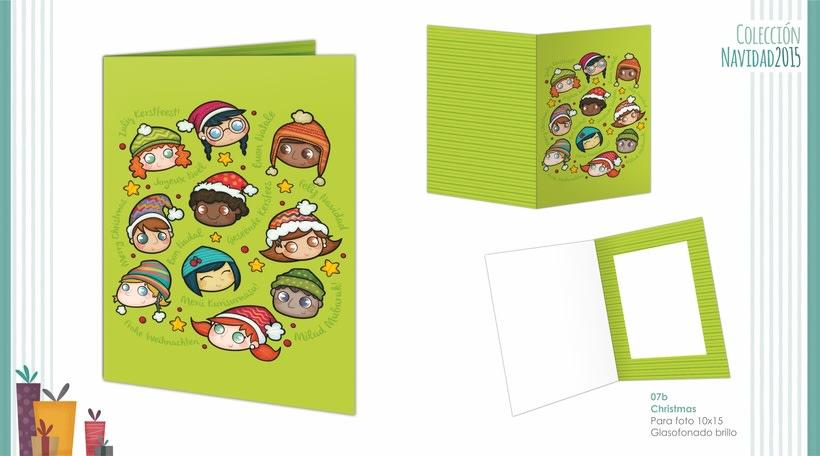 Campaña Navidad. Ilustración infantil 8
