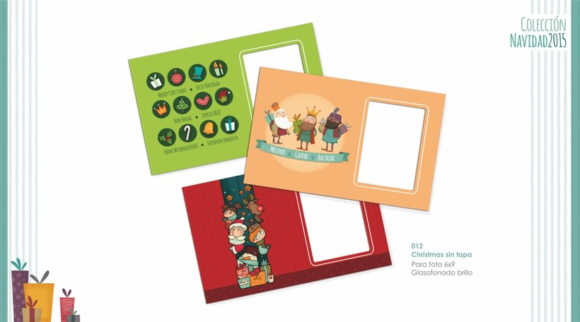 Campaña Navidad. Ilustración infantil 9