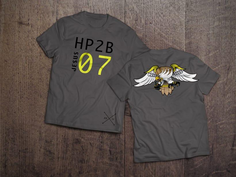 Diseño camiseta para Crossfit -1