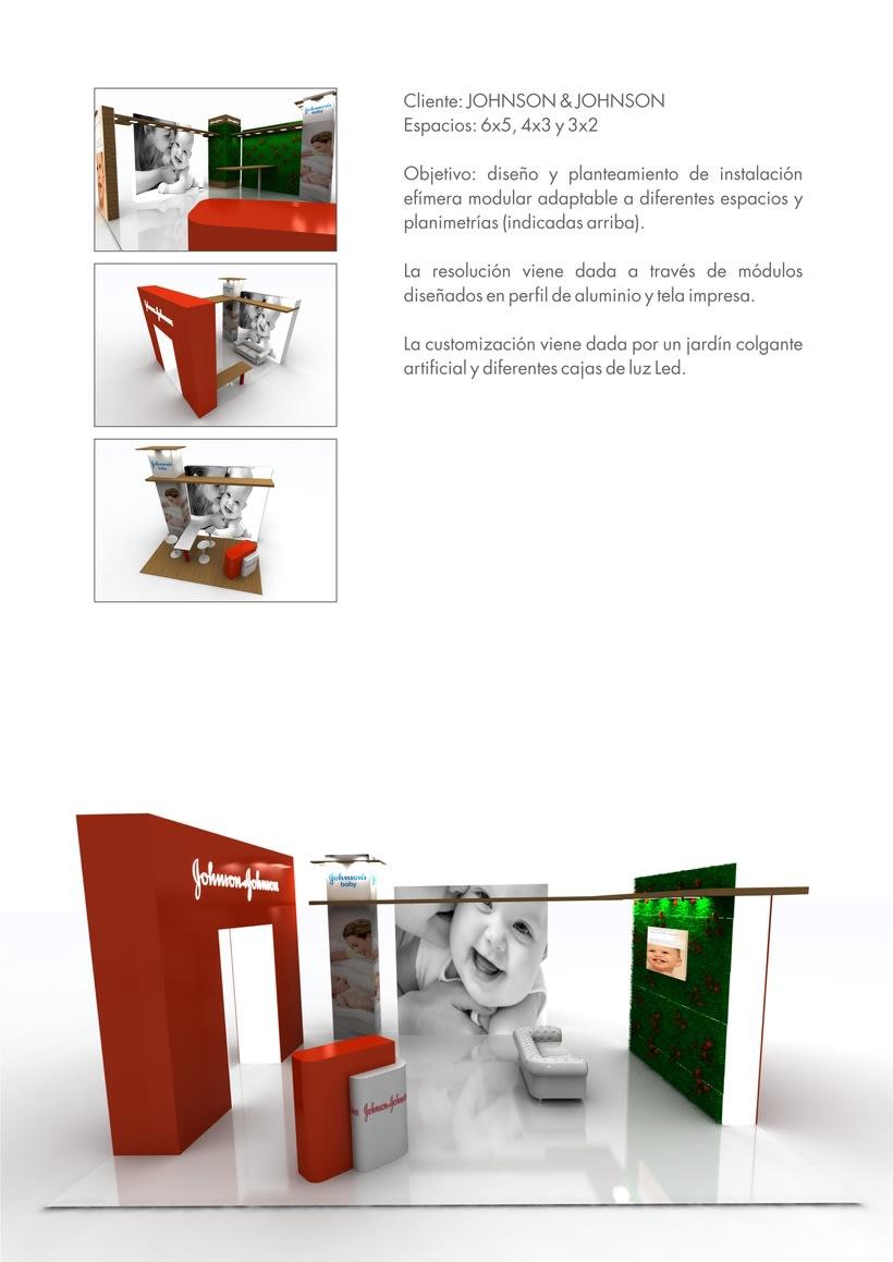 Proyectos Instalaciones Efímeras / PLV 11