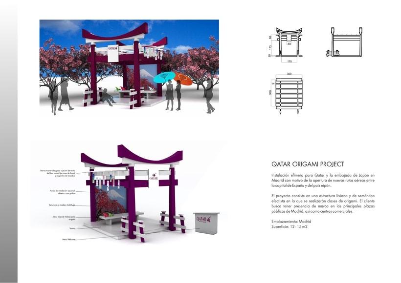 Proyectos Instalaciones Efímeras / PLV 1