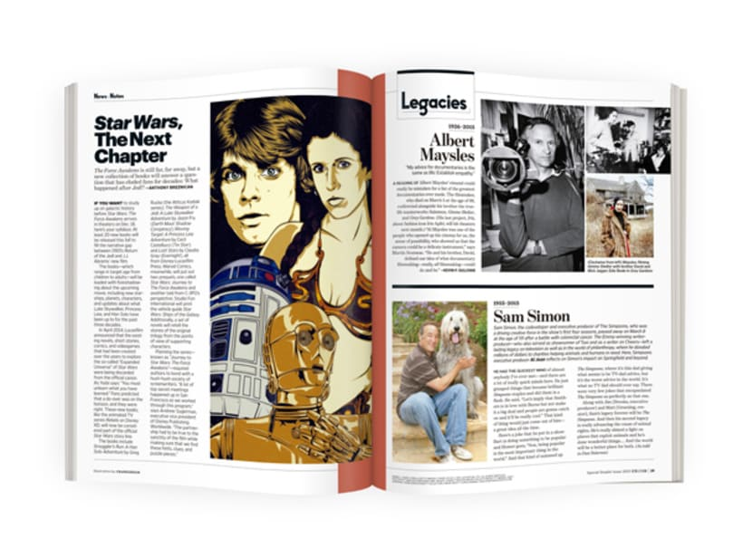 """Star Wars"" // Entertainment Weekly 3"