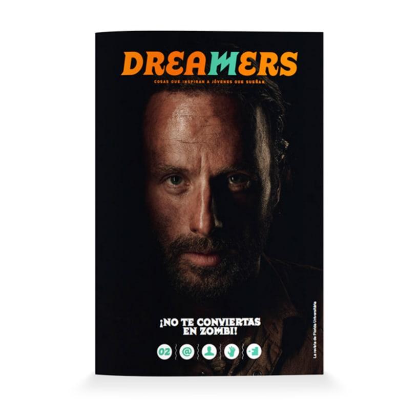 DREAMERS magazine #02 -1