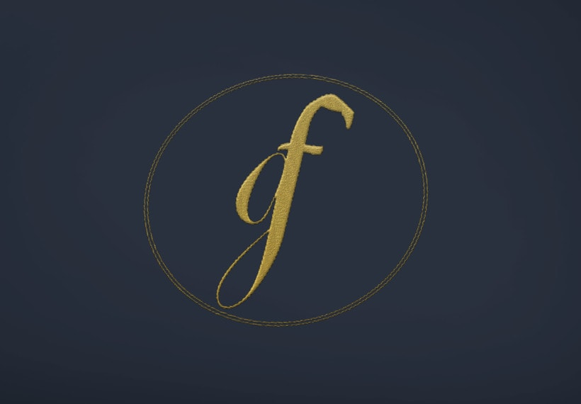 Golden Flamingo- Logo+ Tarjetas de Visita+ Sello 0