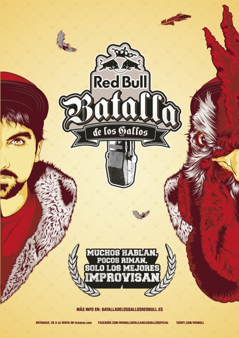 Batalla de los Gallos 2014 // Red Bull. 2