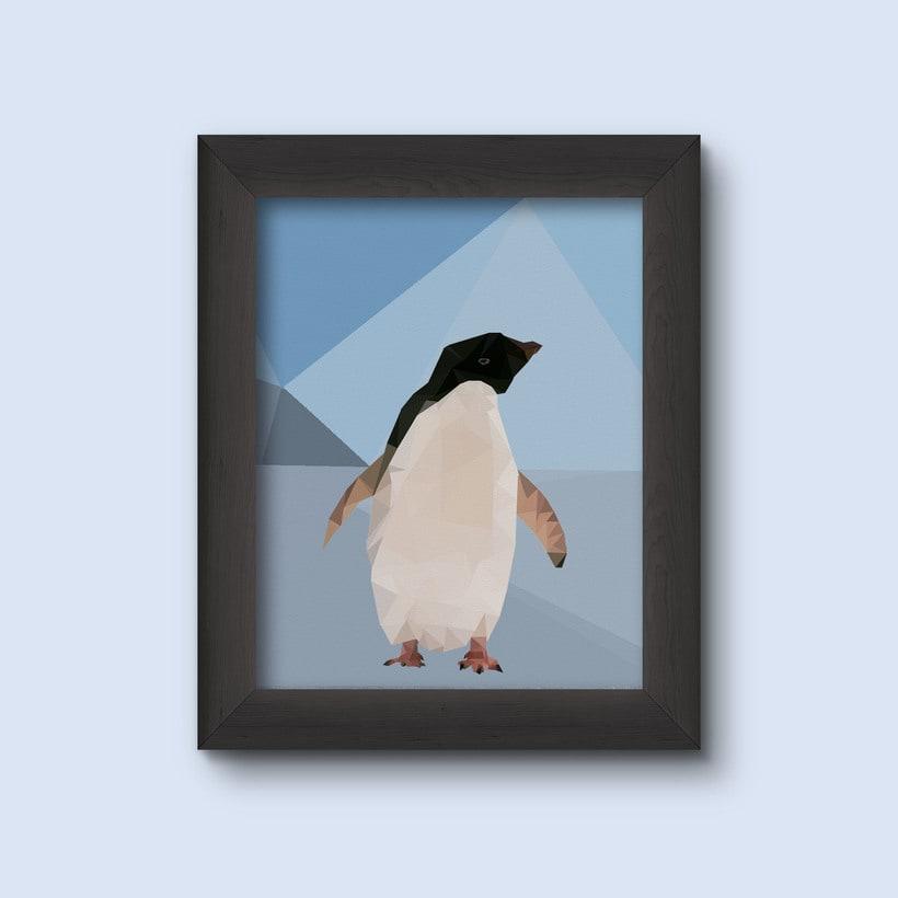 Pinguino- Acciones -1