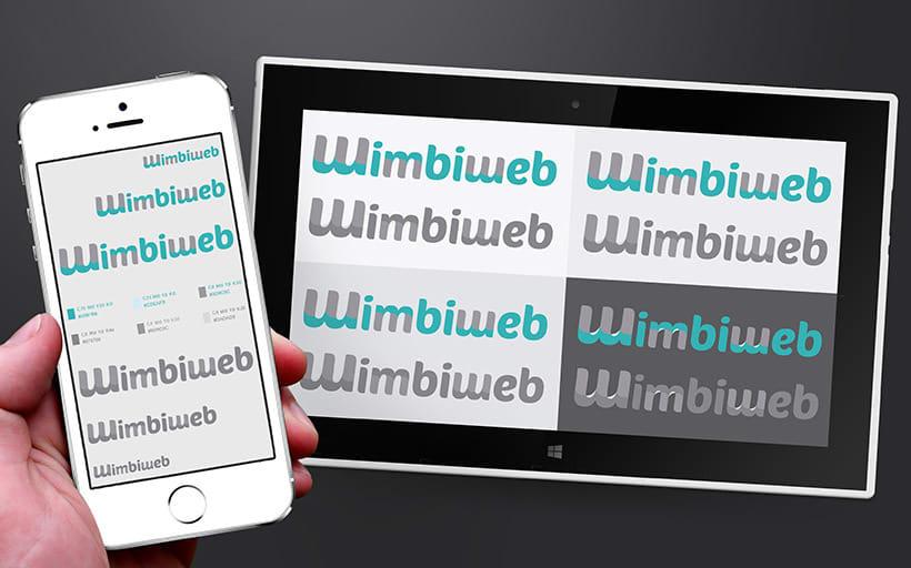 Branding Wimbiweb 2