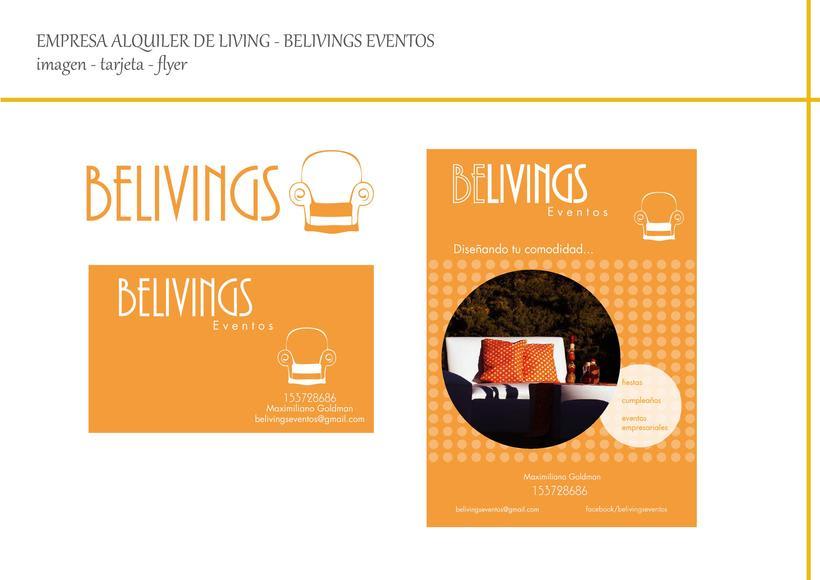 BELIVINGS -1