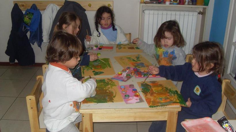 TALLER DIBUJO Y ARTES PLASTICAS PARA NIÑOS 0