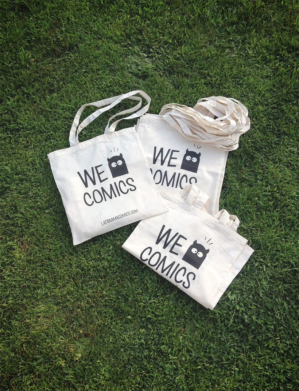 WE COMICS 1
