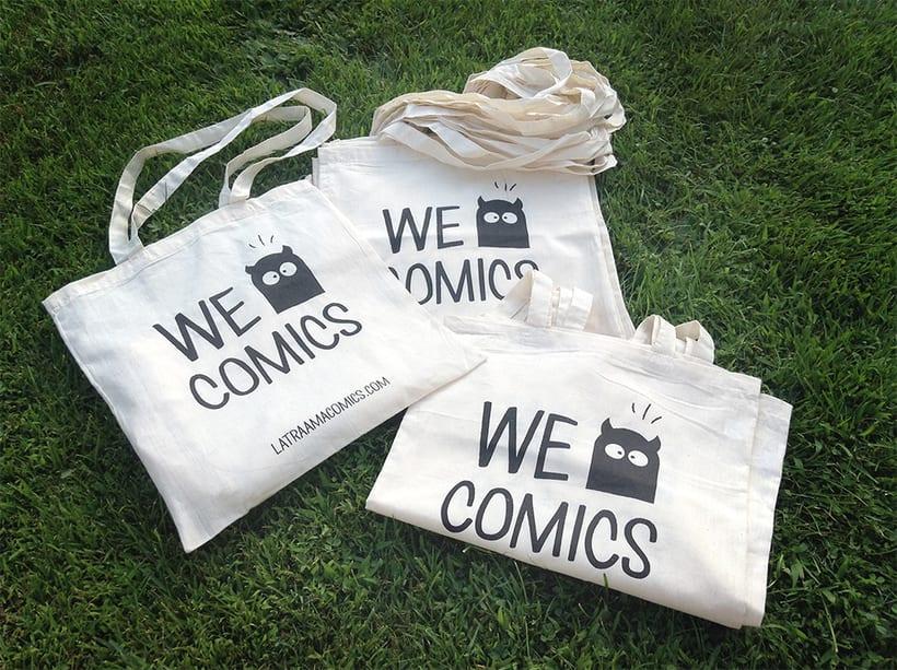 WE COMICS 5