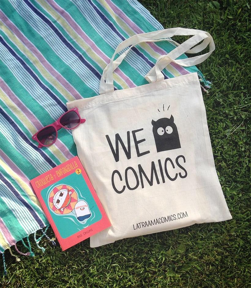 WE COMICS 4