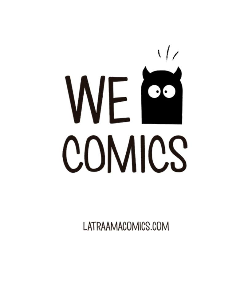 WE COMICS 0