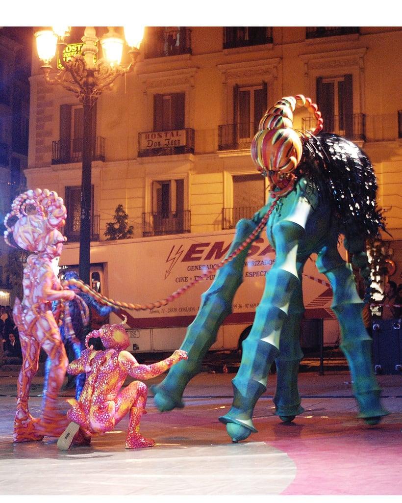 ALE HOP teatro imaginario,circo contemporaneo... 0