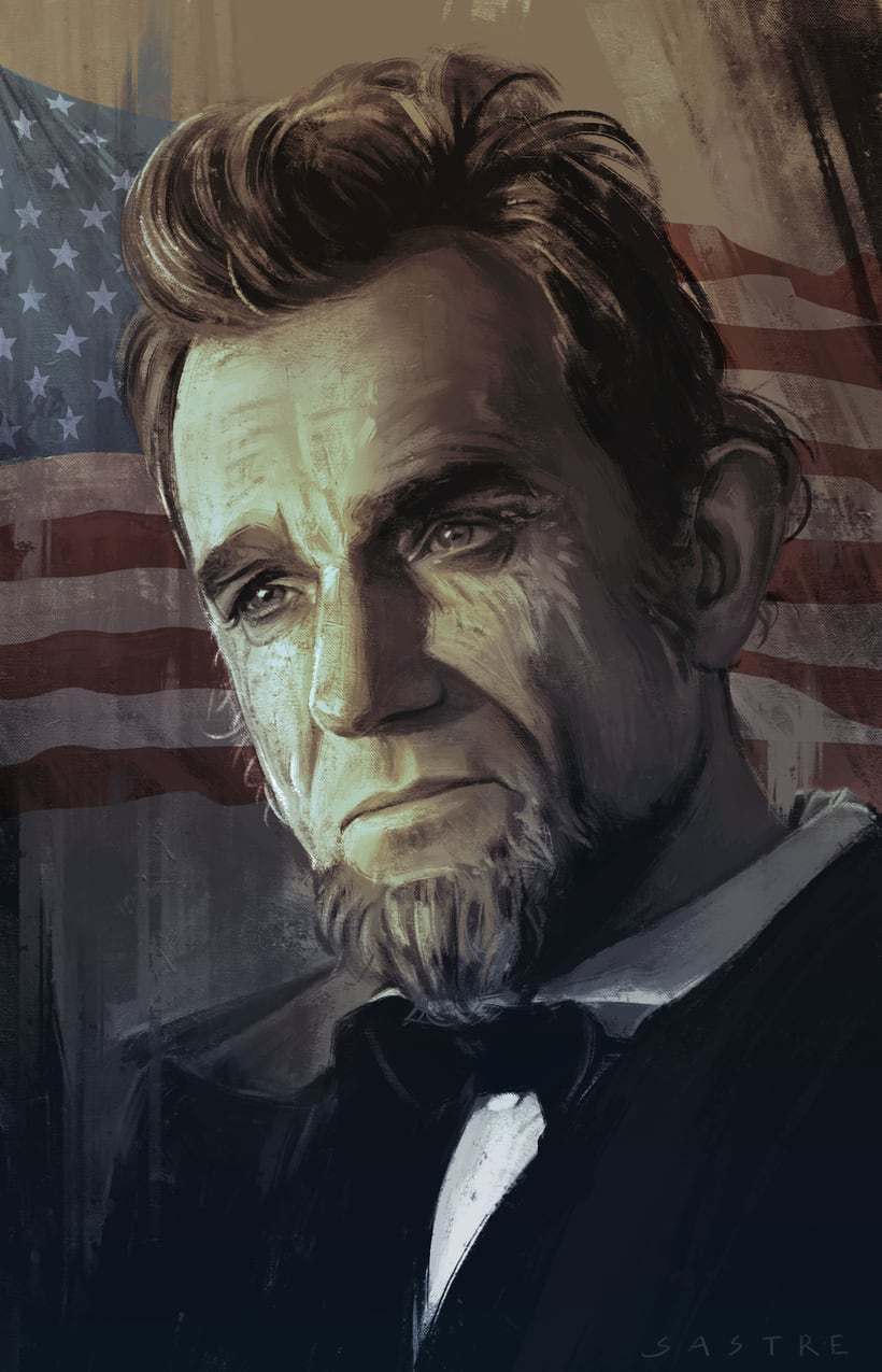 Lincoln - Daniel Day Lewis 0