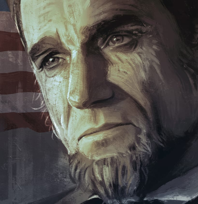 Lincoln - Daniel Day Lewis 1