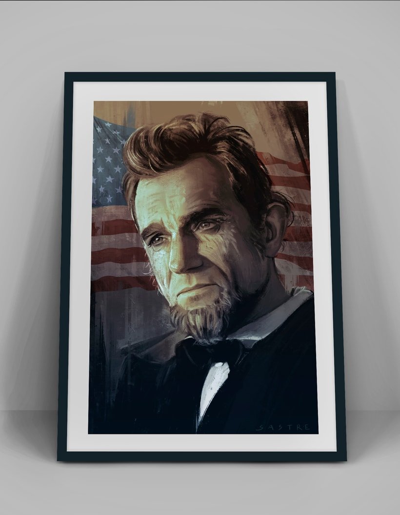 Lincoln - Daniel Day Lewis 2