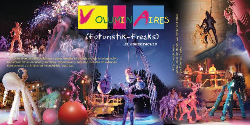 ALE HOP teatro imaginario,circo contemporaneo... 6