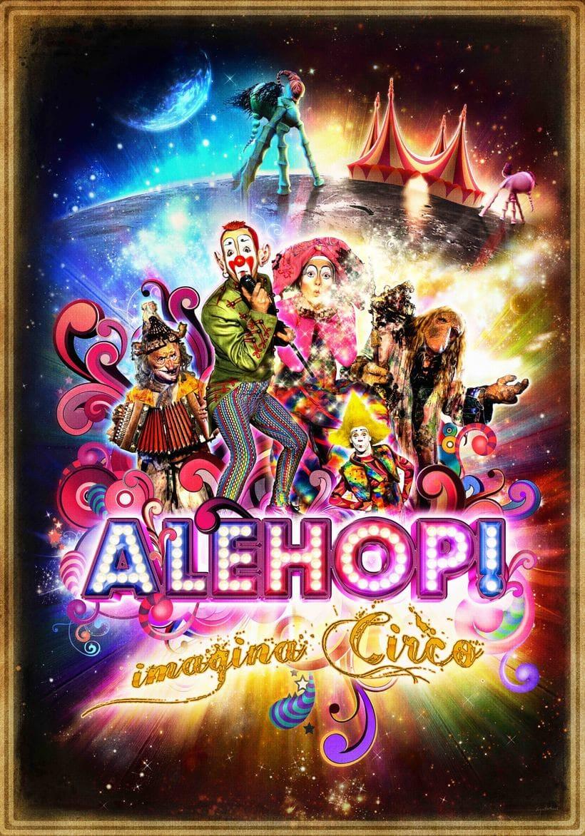 ALE HOP teatro imaginario,circo contemporaneo... 7
