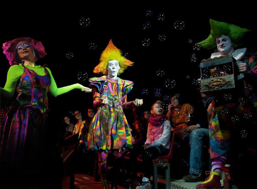 ALE HOP teatro imaginario,circo contemporaneo... 11