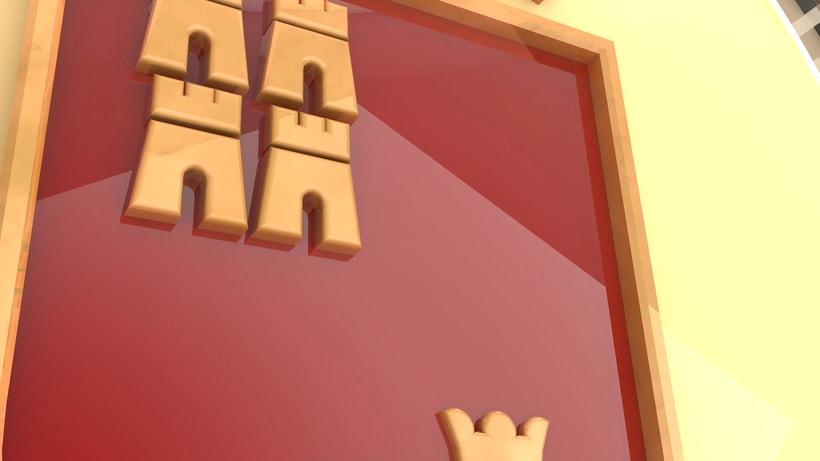 Cabecera para actos de la comunidad de Murcia 1