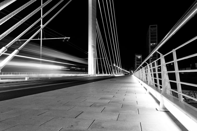 Puente sobre el Río Seco - Castellón  1